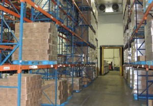 Chicago refrigerated warehouse